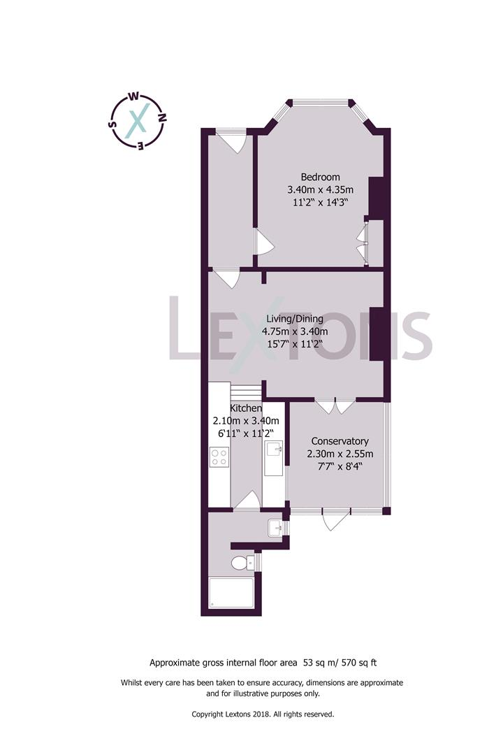 Floorplans For Westbourne Street, Hove