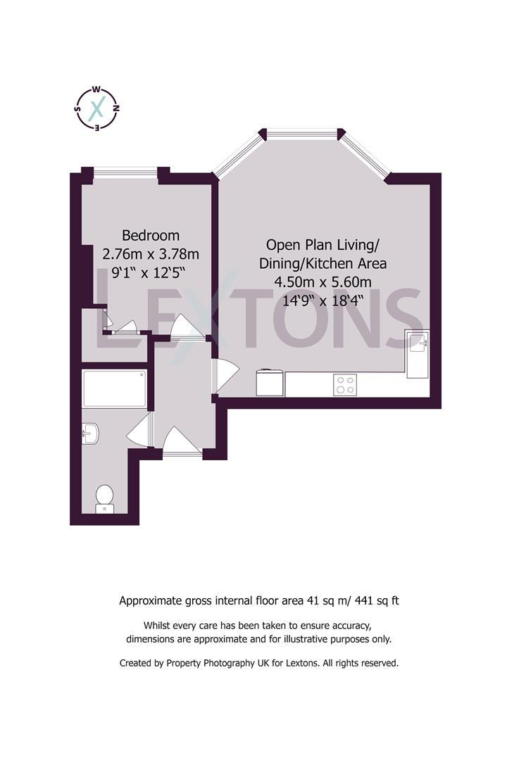 Floorplans For Dyke Road, Brighton