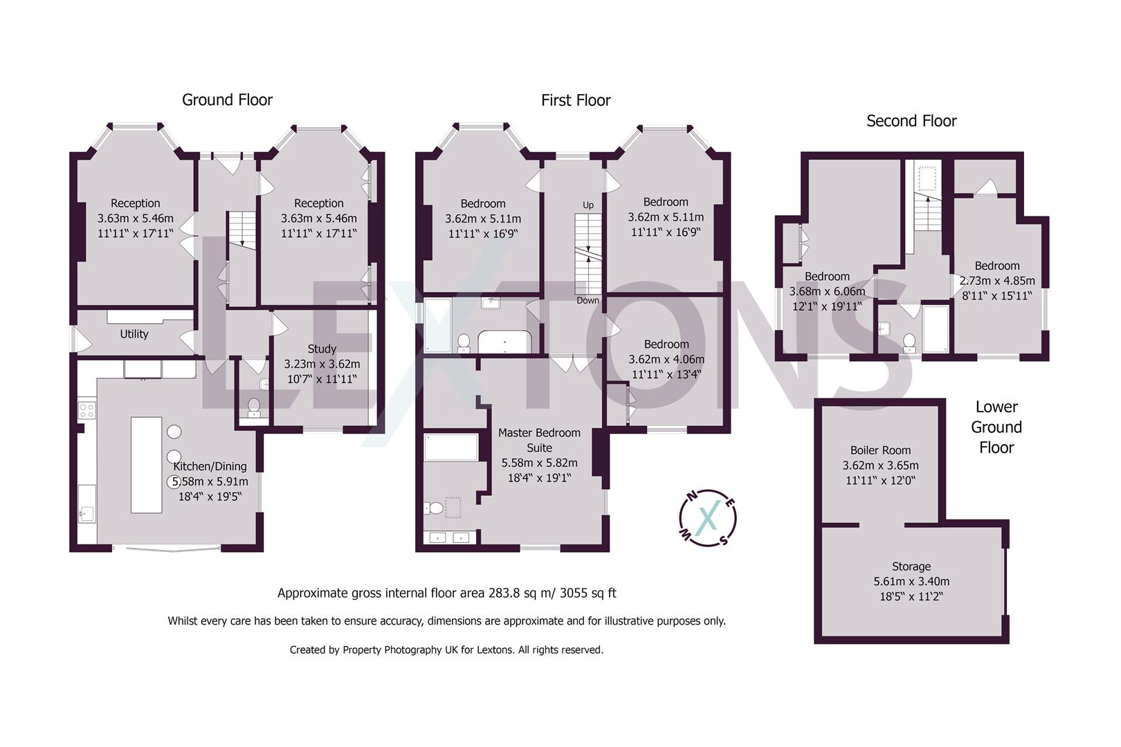 Floorplans For Wilbury Avenue, Hove