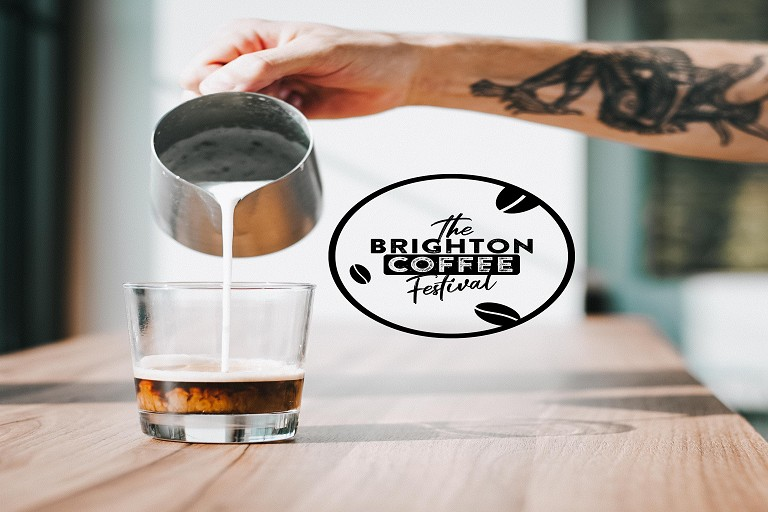 Get the buzz on this weekends Brighton Coffee Festival