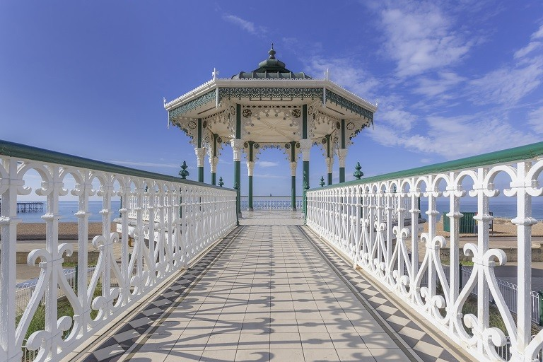 Brighton named UK's most relaxing city