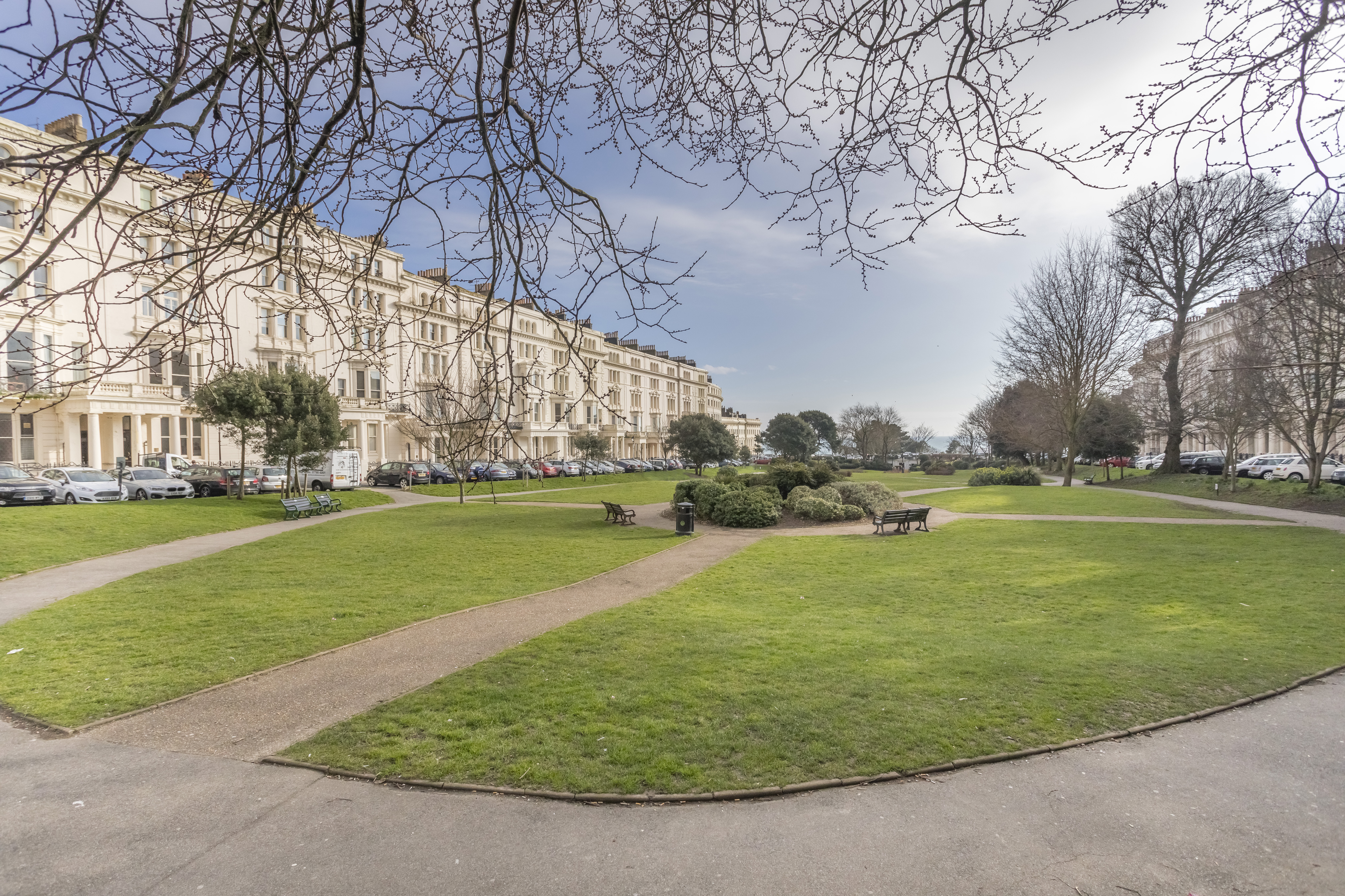 How a historic communal garden can add more than 40% to the value of your property